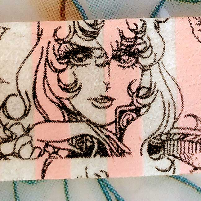 Rose of Versailles Washi